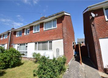 Thumbnail 3 bed semi-detached house for sale in Holly Walk, Keynsham, Bristol