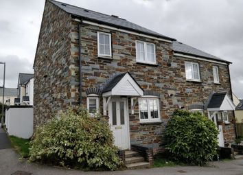 Thumbnail 3 bed semi-detached house to rent in Helman Tor View, Bodmin