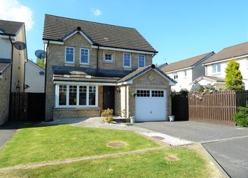 Thumbnail 4 bed detached house for sale in Lind Place, Dennyloanhead, Bonnybridge