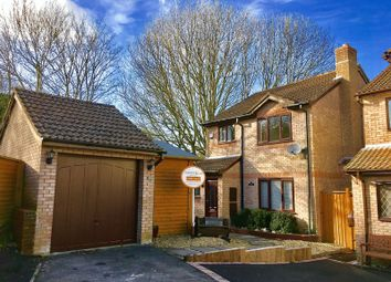 Thumbnail 3 bed detached house for sale in Rossendale Close, Worle, Weston-Super-Mare