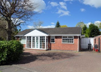 Thumbnail 3 bed bungalow for sale in Knights Close, Ashby-De-La-Zouch