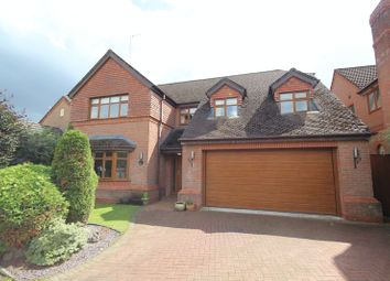 4 bed detached house for sale in Greenview Drive, Norden, Rochdale OL11