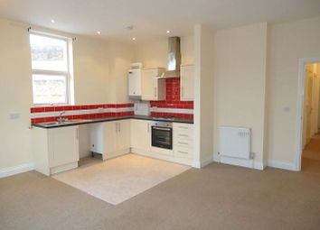Thumbnail 2 bed flat to rent in Trelawney Avenue, St Budeaux, Plymouth