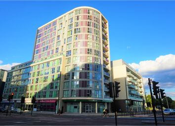 Thumbnail 1 bed flat for sale in 1 Rick Roberts Way, London