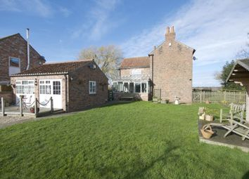 Thumbnail 5 bedroom farmhouse for sale in York Road, Green Hammerton, York