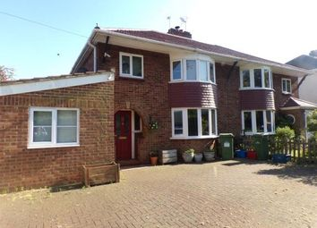 Thumbnail 3 bedroom semi-detached house for sale in St. Georges Road, Bletchley, Milton Keynes, Buckinghamshire