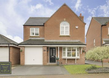 Thumbnail 4 bed detached house for sale in Dane Grove, Annesley, Nottinghamshire