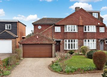 Thumbnail 3 bed property for sale in Watford Road, Chiswell Green, St.Albans