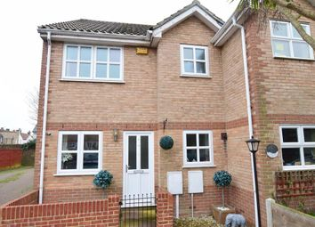Thumbnail 1 bed end terrace house for sale in Chater Court, Deal, Kent