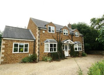 Thumbnail 3 bed detached house to rent in Brooke Road, Braunston, Oakham