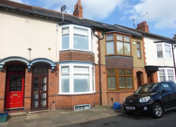 Thumbnail 4 bed terraced house for sale in Sandringham Road, Abington, Northampton
