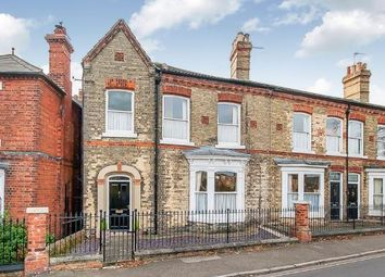 Thumbnail 3 bed end terrace house for sale in Haven Bank, Boston, Lincolnshire, England