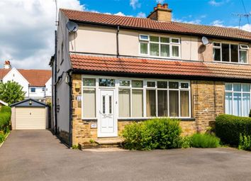 Thumbnail 3 bed semi-detached house for sale in Crowther Avenue, Calverley