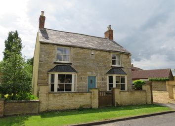 Thumbnail 4 bedroom detached house for sale in Eastgate, Deeping St. James, Peterborough