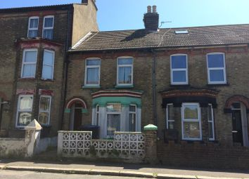 Thumbnail 2 bed terraced house for sale in Longfield Road, Dover