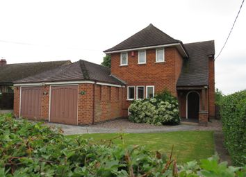 Thumbnail 3 bed detached house for sale in Green Lane, Grendon, Atherstone