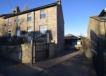 Thumbnail 3 bedroom end terrace house for sale in Woodside Road, Beaumont Park, Huddersfield