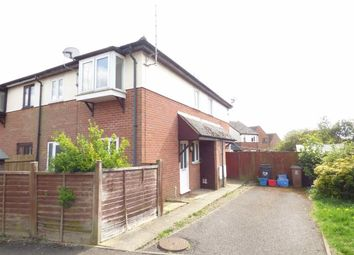Thumbnail 2 bedroom semi-detached house for sale in William Road, Long Buckby, Northampton