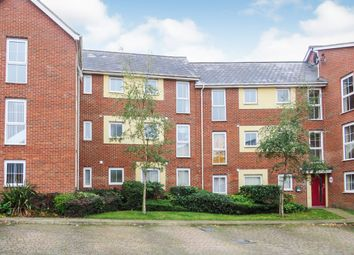 2 bed flat for sale in Solario Road, Costessey, Norwich NR8