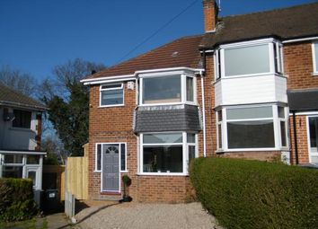 Thumbnail 3 bed property for sale in Dunster Close, Birmingham, West Midlands