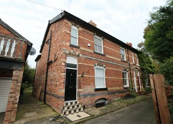 Thumbnail 4 bed end terrace house for sale in Sparrow Lane, Knutsford, Cheshire