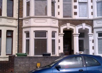 Thumbnail 4 bed property to rent in Dogfield Street, Roath, Cardiff