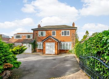 Thumbnail 5 bed detached house for sale in Earlswood Common, Earlswood, Solihull