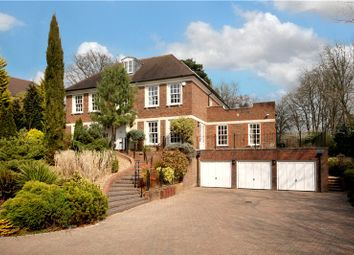 Thumbnail 7 bed detached house for sale in School Lane, Seer Green, Beaconsfield, Buckinghamshire