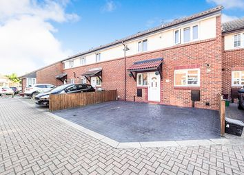 Thumbnail 3 bed terraced house for sale in Longworth Close, North Thamesmead, London
