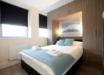 Thumbnail 1 bed flat to rent in 356 High Road, Wembley London