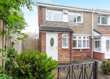 3 bed terraced house for sale in Vicarage Close, New Silksworth, Sunderland SR3