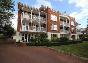Thumbnail 3 bed flat for sale in Mill Field Lodge, 20 Downview Road, West Worthing, West Sussex