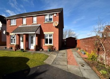 Thumbnail 2 bed semi-detached house for sale in Glenwood Drive, Armadale, Bathgate
