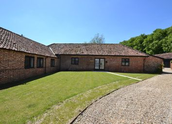 Thumbnail 4 bed barn conversion for sale in Eastgate Street, North Elmham, Dereham