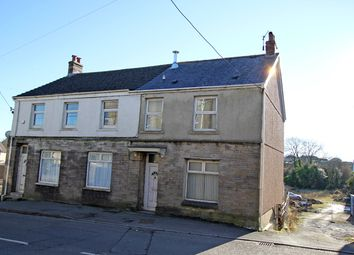 Thumbnail 4 bed semi-detached house for sale in Norton Road, Penygroes, Nr. Cross Hands, Carmarthenshire