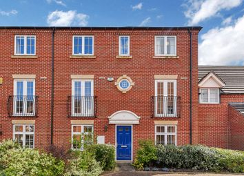 Thumbnail 4 bed mews house for sale in Corve Dale Walk, West Bridgford, Nottingham