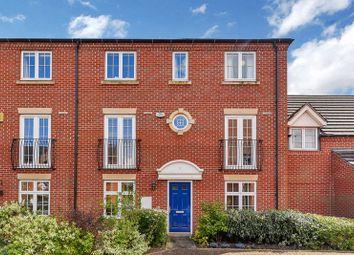 Thumbnail 4 bedroom mews house for sale in Corve Dale Walk, West Bridgford, Nottingham