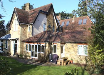 Thumbnail 6 bedroom semi-detached house for sale in Firfields, St. Georges Hill, Weybridge