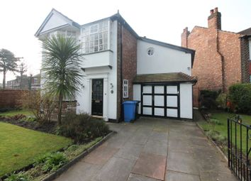 Thumbnail 4 bed detached house to rent in Ambleside Road, Flixton, Urmston, Manchester