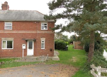 Thumbnail 3 bed end terrace house for sale in New Road, Martin Dales, Woodhall Spa, Lincolnshire