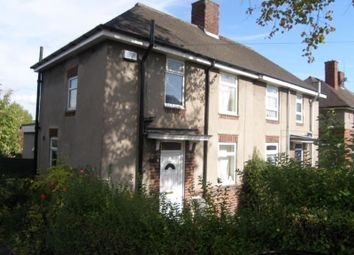 Thumbnail 2 bed semi-detached house to rent in Papermill Road, Sheffield