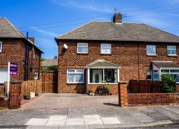 4 bed semi-detached house for sale in Geneva Drive, Redcar TS10
