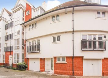 Thumbnail 3 bed terraced house for sale in Back Lane, Canterbury
