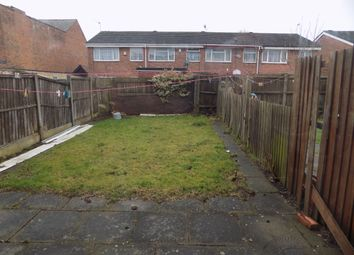 Thumbnail 3 bedroom terraced house for sale in Belvidere Gardens, Sparkhill, Birmingham