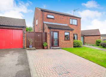 Thumbnail 3 bed detached house for sale in Orchids Close, Bungay
