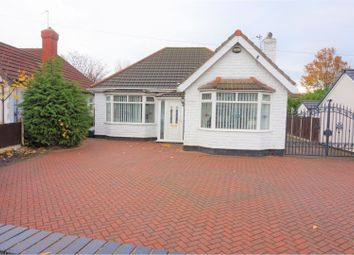 Thumbnail 3 bed bungalow for sale in New Hutte Lane, Liverpool