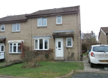 Thumbnail 3 bed semi-detached house for sale in West Close, Warkworth, Morpeth