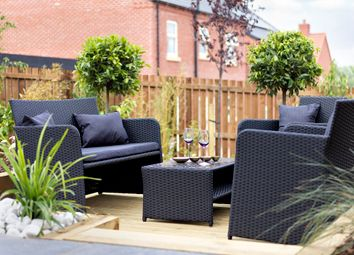 Thumbnail 4 bedroom town house for sale in The Madrid, Resevoir Road, Burton Upon Trent, Staffordshire