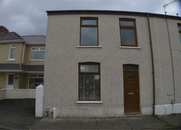 Thumbnail 3 bed end terrace house for sale in Alfred Street, Aberavon, Port Talbot