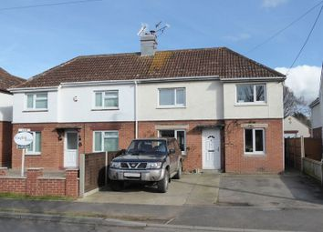 Thumbnail 2 bed semi-detached house for sale in Garden City, Huish Episcopi, Langport